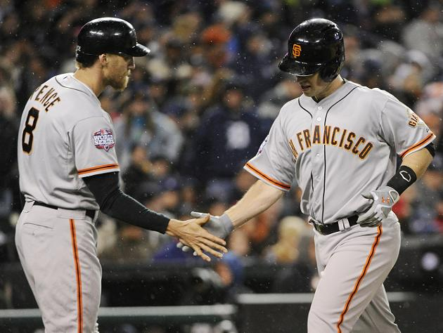 One-year deals for Buster Posey, Hunter Pence highlight arbitra…