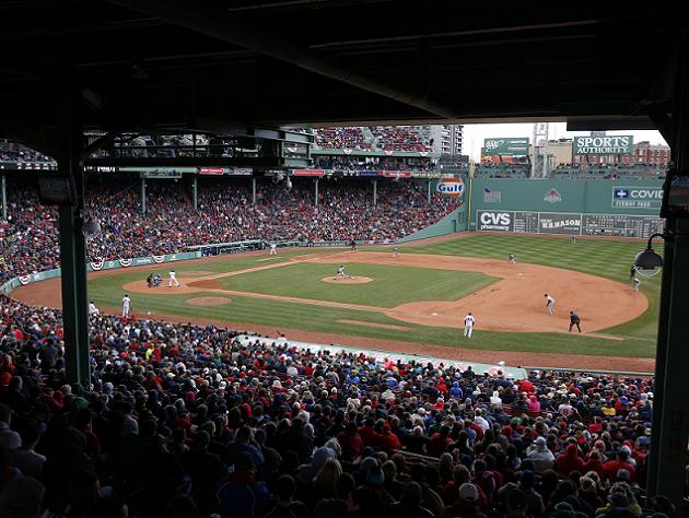 Game on! Baseball returns to Boston on Saturday