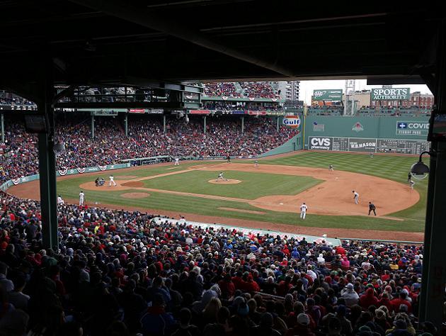Game on! Baseball returns to Boston on Saturday