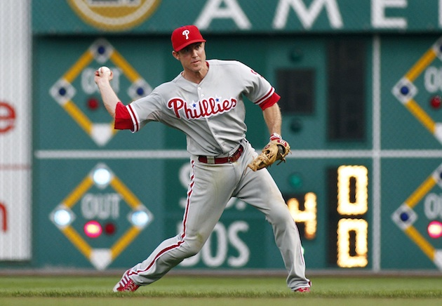 Reports: Chase Utley and Phillies close to two-year contract ex…
