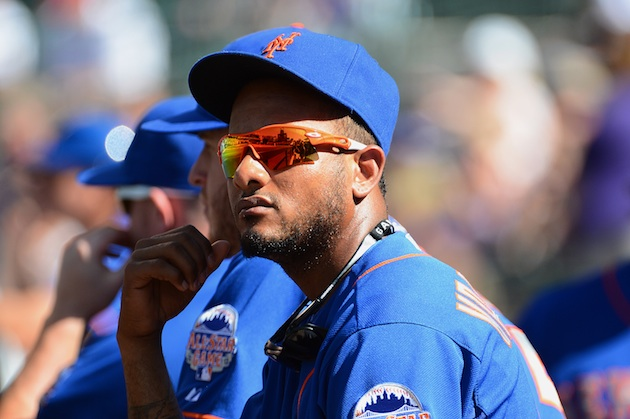 Is Jordany Valdespin the biggest fool in all of baseball?