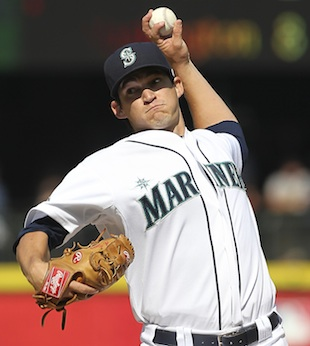 Mariners pitcher Anthony Vasquez recuperating after life-saving…