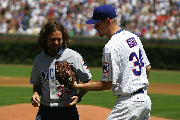 Pearl Jam to provide the soundtrack to the 2013 World Series