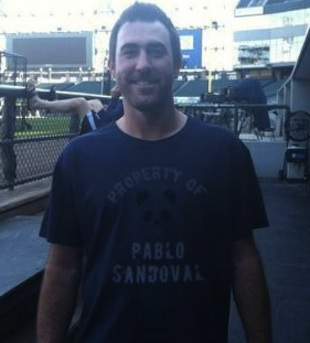 Fake Justin Verlander t-shirt creates Internet stir