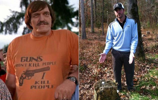 Justin Verlander goes golfing, tweets 'Happy Gilmore' moment af…