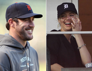 The Justin Verlander-Kate Upton rumors have been resurrected, t…
