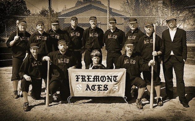 In San Francisco, one vintage baseball league plays the game li…
