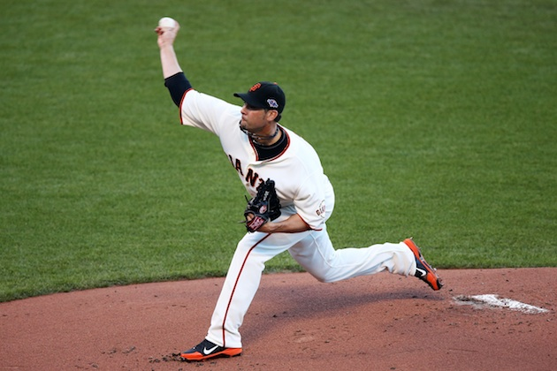 NLCS Game 2: Ryan Vogelsong lifts Giants with strong effort, Sa…