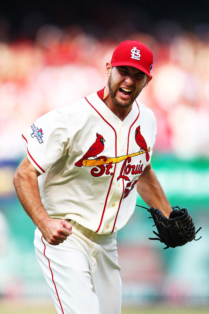 Michael Wacha escapes bases-loaded jam in sixth, Cardinals lead…