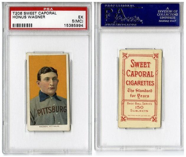 Memorabilia dealer admits to altering famed $2.8 million Honus …