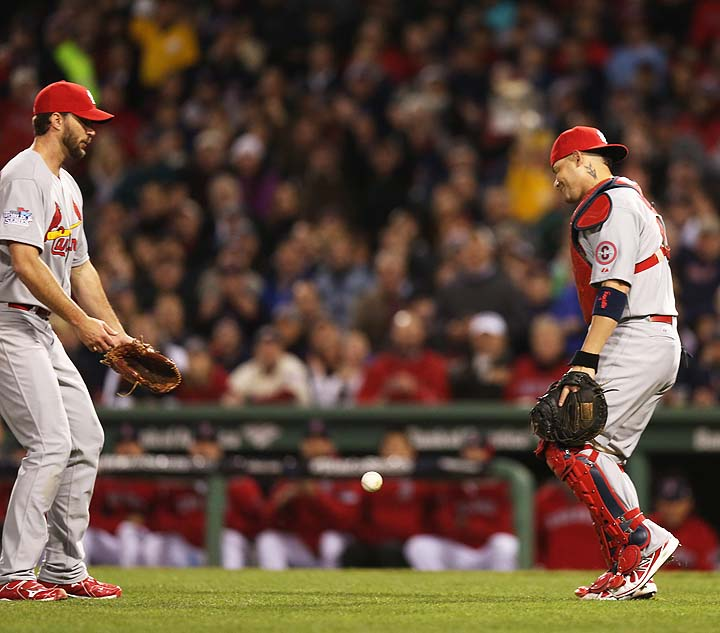 Red Sox realize it won't be easy against ace Adam Wainwright in…
