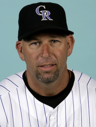 Rockies name Walt Weiss new manager