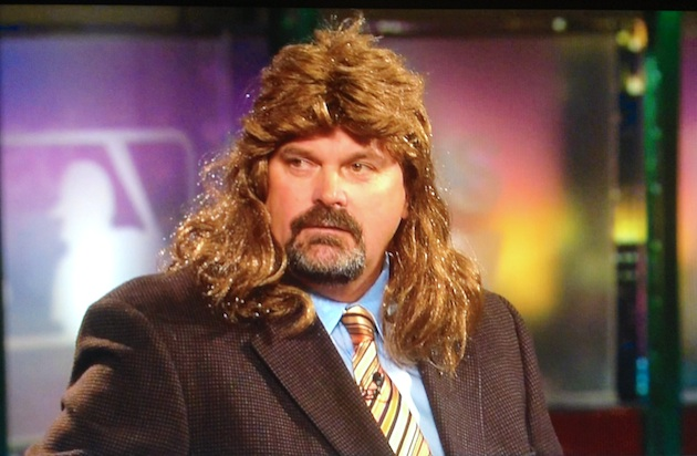 Nightmare fuel: David Wells as Jayson Werth