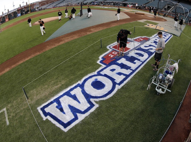 10 numbers for the World Series: Tigers vs. Giants