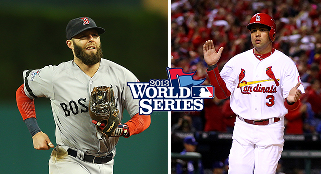 World Series preview: St. Louis Cardinals vs. Boston Red Sox