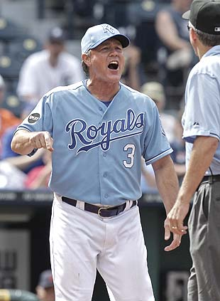 Manager Ned Yost has gallbladder removed, returns to Kansas Cit…