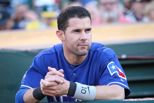 Michael Young retires after 14 seasons — he was an All-Star Gam…