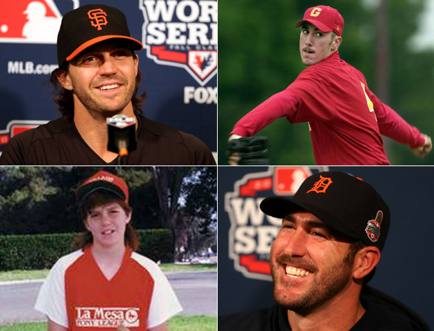 Justin Verlander and Barry Zito: Now and then