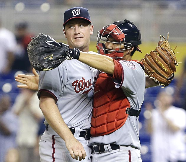 The Juice: Washington Nationals' 'Zimmermen' put hurt on Marlin…