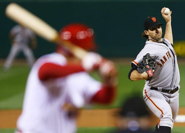 NLCS Game 5: Barry Zito sends series back to San Francisco with…