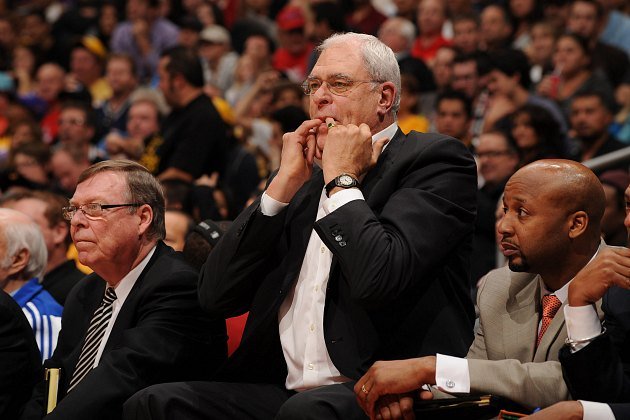 Phil Jackson alleges that the Lakers lied to him in negotiation…