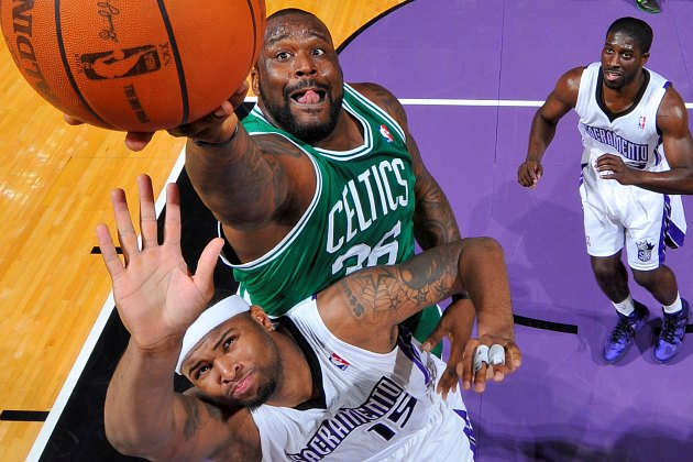 Shaquille O'Neal apparently plans to mentor DeMarcus Cousins