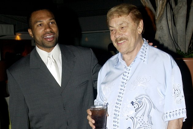 Days of NBA Lives: Derek Fisher remembers Dr. Jerry Buss