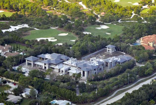 Michael Jordan's new $12.4 million Jupiter Island, Fla., home i…
