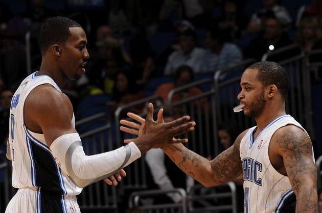 Jameer Nelson responds to Dwight Howard's low opinion of his Ma…