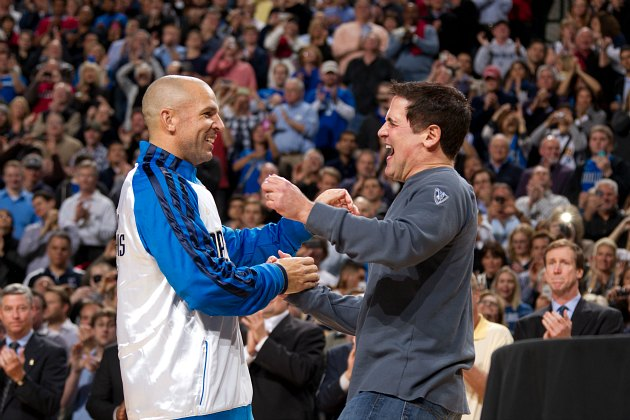 Mark Cuban won't retire Jason Kidd's jersey because he went to …