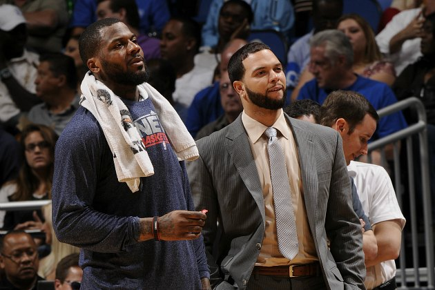 DeShawn Stevenson strikes back at Deron Williams, calls him out…