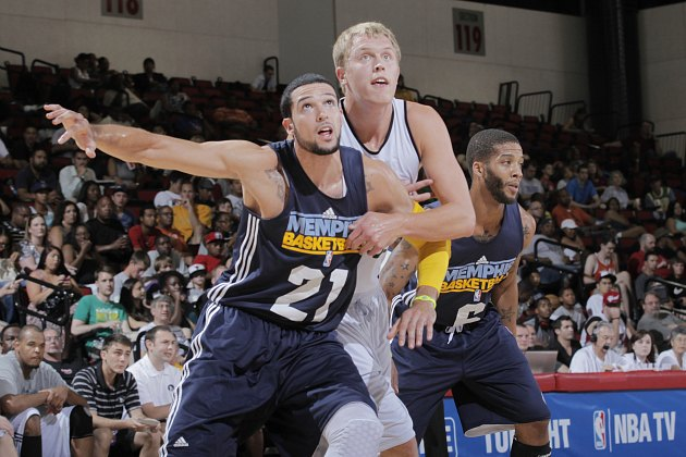 The Las Vegas Summer League will end in an eight-team, NCAA-sty…