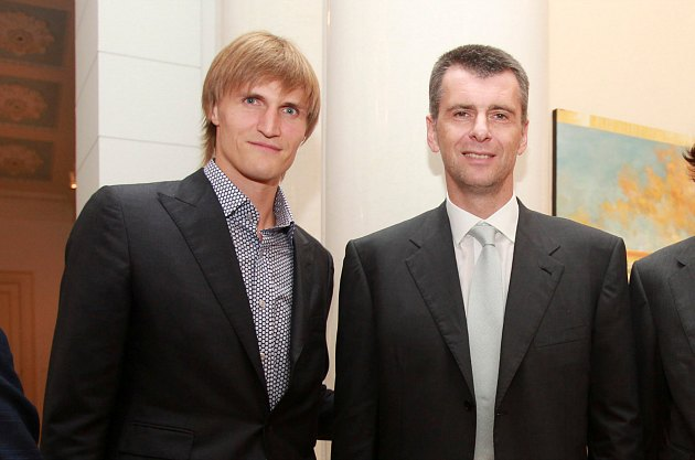 Andrei Kirilenko joins the Brooklyn Nets, who will pay $186 mil…