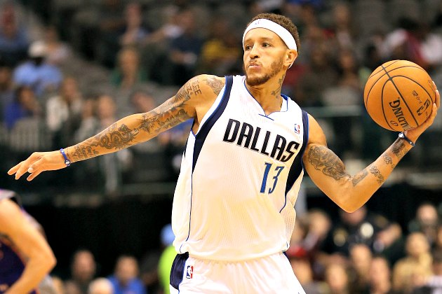 Dallas Mavericks suspend Delonte West indefinitely for the seco…