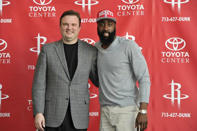 The Houston Rockets set a new, steadier course