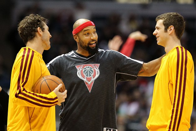 The Bucks and Raptors make Drew Gooden and Linas Kleiza 2013′s …