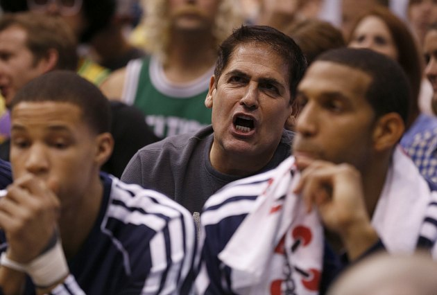Mark Cuban was fined for tweeting about officials, raising new …