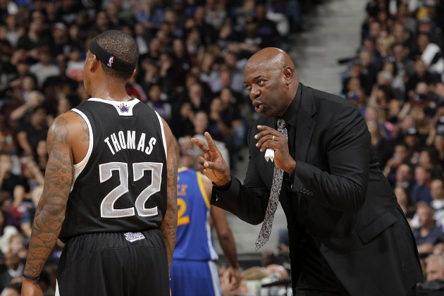 The Sacramento Kings are tired of Keith Smart's inconsistent ro…