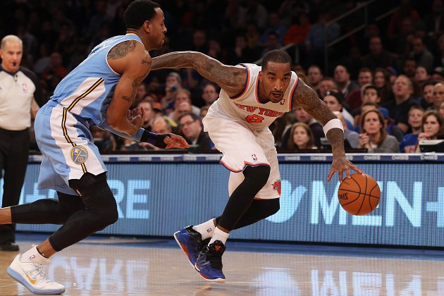 Days of NBA Lives: Wherein J.R. Smith simultaneously ignores an…