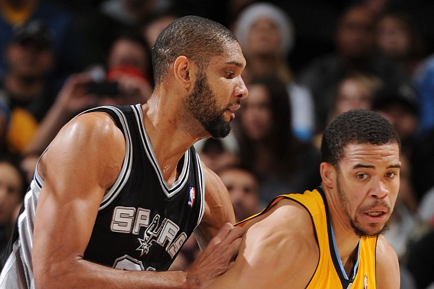 George Karl wants JaVale McGee to be more like Tim Duncan