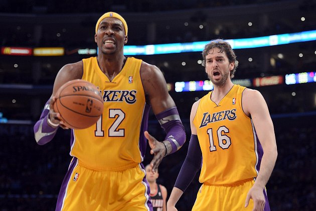 Dwight Howard, Pau Gasol, and Jordan Hill are all injured for t…