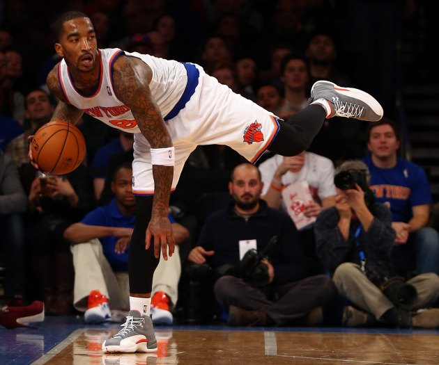 J.R. Smith thinks he belongs in the All-Star Game