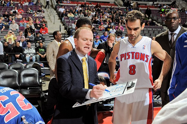 Detroit Pistons coach Lawrence Frank says the team is 'disheart…
