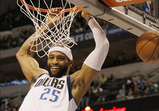 Vince Carter doesn't really like dunking anymore