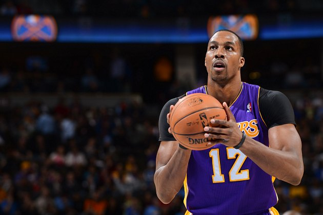 Dwight Howard actually makes 80 percent of free throws in pract…