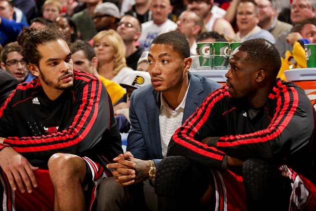 Joakim Noah makes an admirable argument for Derrick Rose's deci…