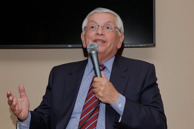 David Stern is hopeful that new union leadership can solve some…
