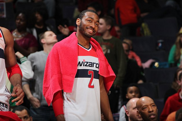 John Wall says he deserves a max contract, claims 'everywhere' …