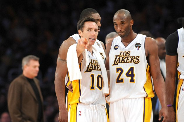 Kobe Bryant says the Lakers will be 'a huge problem' in the pla…