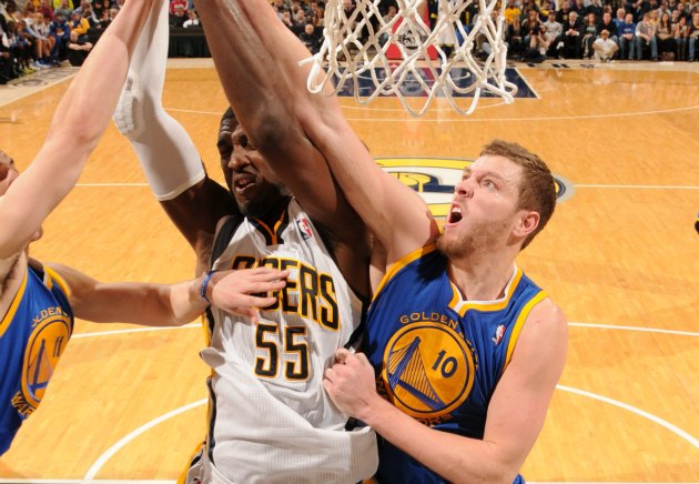 Roy Hibbert wishes David Lee well on his recovery, also dislike…